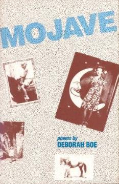 Mojave: Poems by Deborah Boe